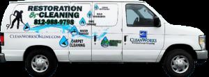 Cleanworks-Van